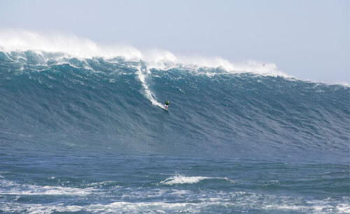 olas del mar. segun inventist, que es la empresa que lo ha fabricado se
