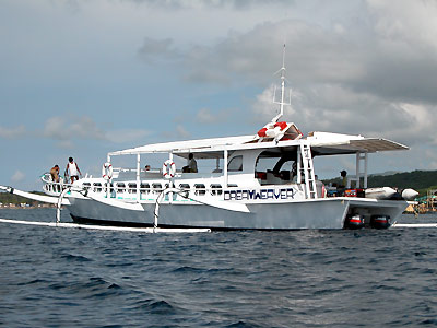 charter-boat